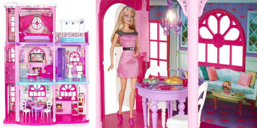 Barbie Dream Townhouse 3 Awesome Highlights Of This 3 Story Pink